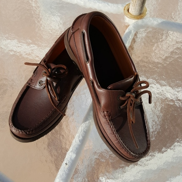 Mephisto Spinnaker Boat Shoes